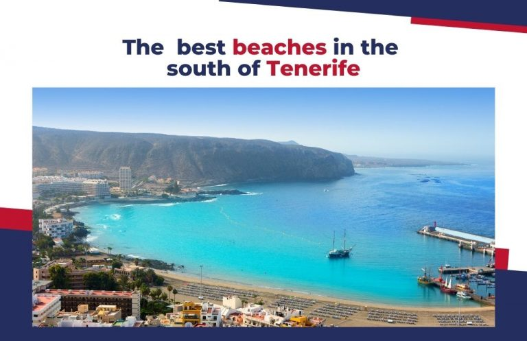 The best beaches in the south of Tenerife