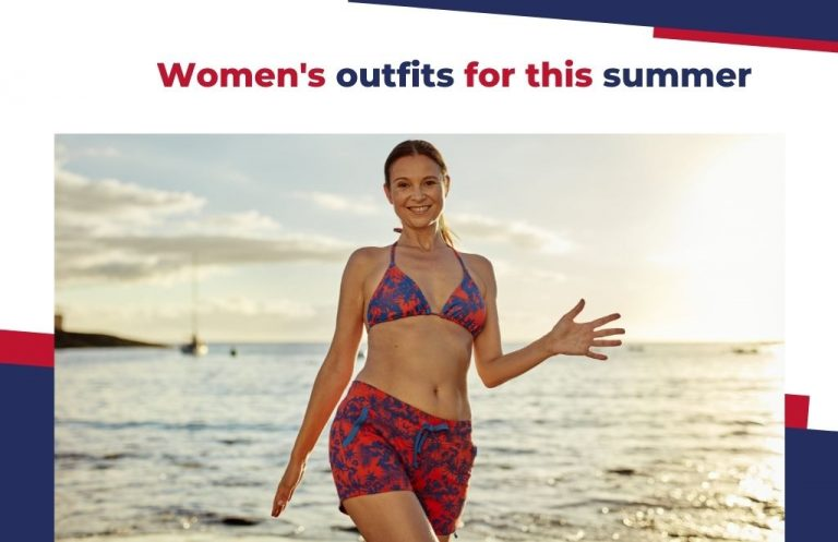Our collection of women's outfits for this summer