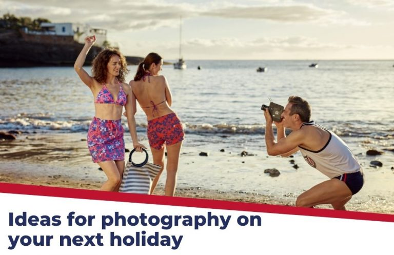 5 Original ideas for photography on your next holiday